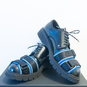 Rare Authentic Dior Runway Shoes | Buckle Wrap